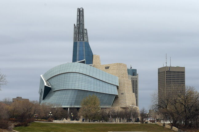 The city has been fighting Ottawa over payment for municipal services for the Canadian Museum for Human Rights.