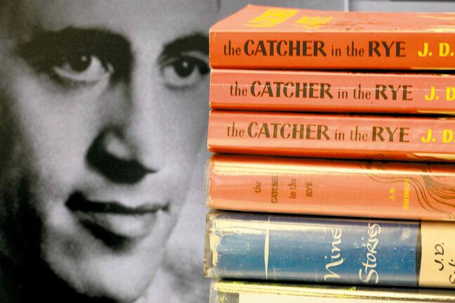 Author J.D. Salinger received plenty of fan mail over the years, but stopped responding to them when the emotional burden became too great.