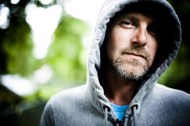 Norwegian crime fiction writer Jo Nesbø.