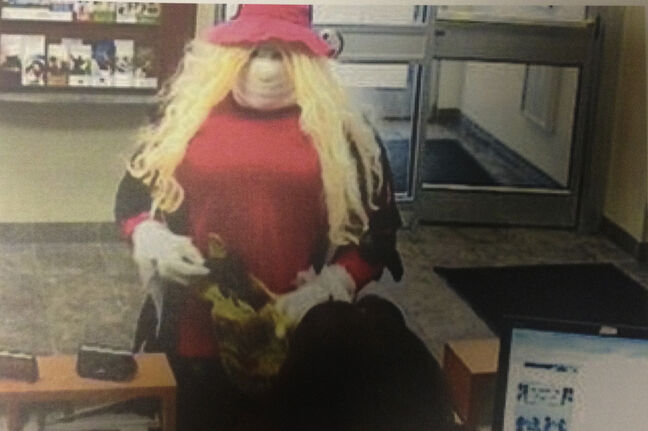 Rondell McGarrett Johnson, 40, was convicted of robbing a Transcona credit union while disguised in a garish female clown costume.