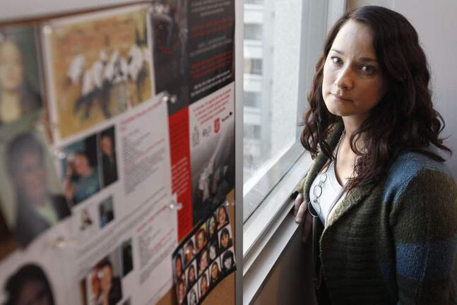 Nahanni Fontaine has been named a 2013 recipient of the Governor General's Award in Commemoration of the Persons Case.