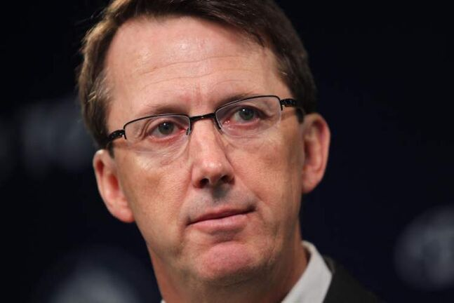 Jets owner Mark Chipman