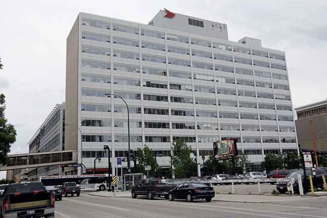 The City of Winnipeg paints a damning picture of the Winnipeg Police Service headquarters construction scandal. (Ken Gigliotti / Free Press files)