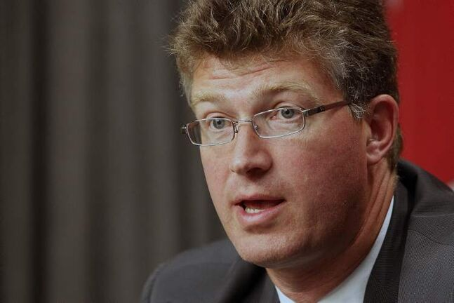 Manitoba Attorney General Andrew Swan