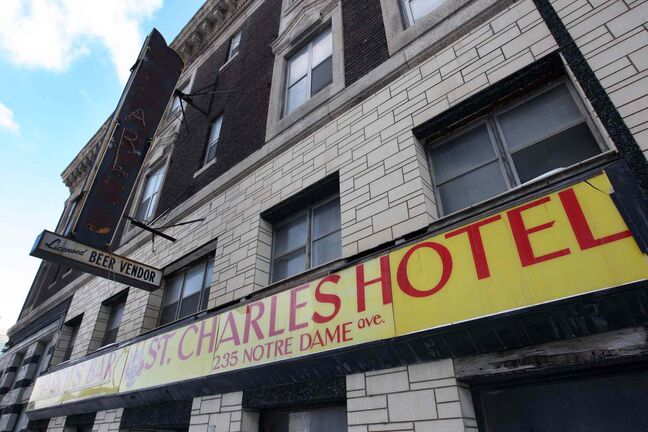 Owner Ken Zaifman bought the hotel in 2005 and later pledged to turn it into a boutique hotel.