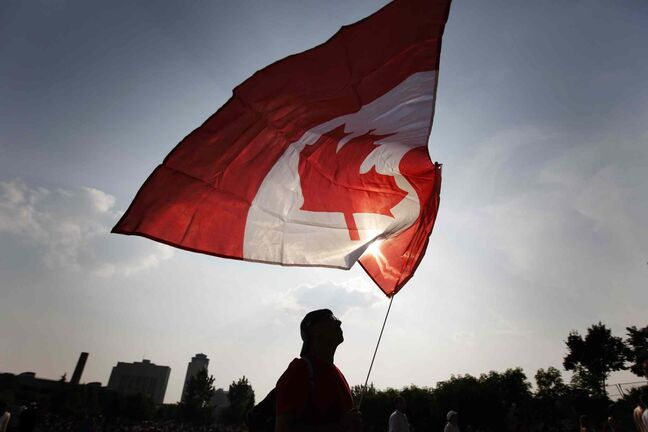 Will you way your flag high during Canada Day festivities?