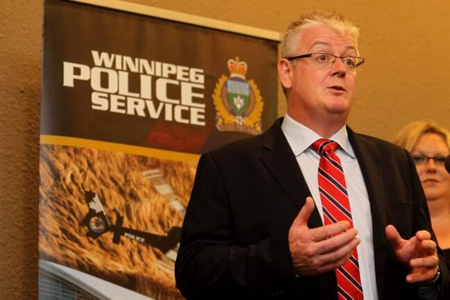 Dr. Joe Sullivan, a forensic psychologist from Ireland, is in Winnipeg sharing his expertise on sexual predators with police, social workers and border guards.