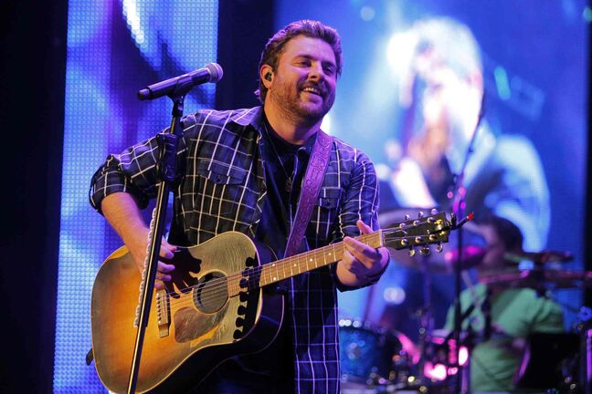 Chris Young was best when he stuck to those great big ballads of his (Who I Am With You, Tomorrow).