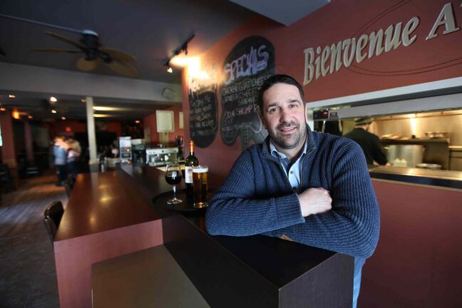 'The way the rules were set up before, it was goofy. This should make it a little easier to operate,' says Ray Beaudry, owner of Le Garage in St. Boniface.