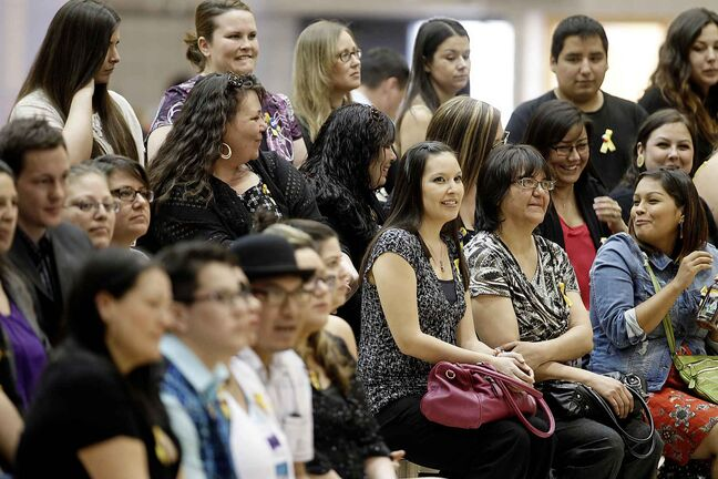 There are about 5,000 post-secondary students in Manitoba who identify as Indigenous. (TREVOR HAGAN/WINNIPEG FREE PRESS FILES)