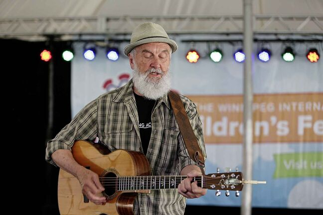 Musician Fred Penner recently launched a new single, <em>Somebody Believes</em>, as part of International Development Week.