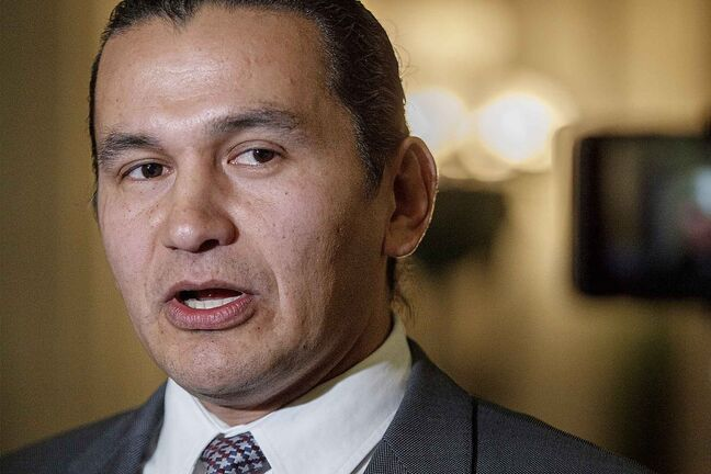 NDP leader Wab Kinew met with Winnipeg Mayor Brian Bowman last week to discuss, among other things, the city's meth crisis.