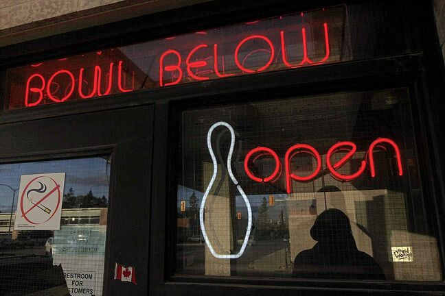 <p>PHIL HOSSACK / WINNIPEG FREE PRESS</p><p>Sobotkiewicz hopes a healthy mix of training, league play, and drop-ins on Fridays or Saturdays could help them break even on an investment driven by a sense of responsibility of revitalizing a one-time North End institution.</p>