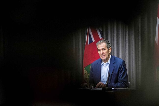 MIKAELA MACKENZIE / WINNIPEG FREE PRESS