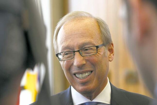 Mayor Sam Katz: why would he seek re-election?
