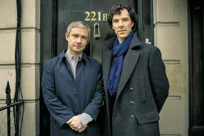 Robert Viglasky / Hartswood Films 
