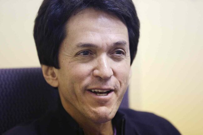 Mitch Albom's fourth novel,
