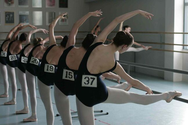 Royal Winnipeg Ballet auditions are a chance for young dancers to take the first step toward a possible career.