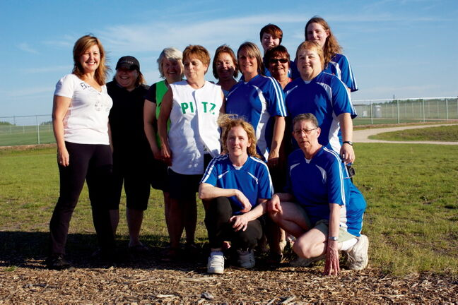 Members of the Transcona Ladies Slo-pitch League are set to celebrate their 35th season of action at Buhler Park this summer.