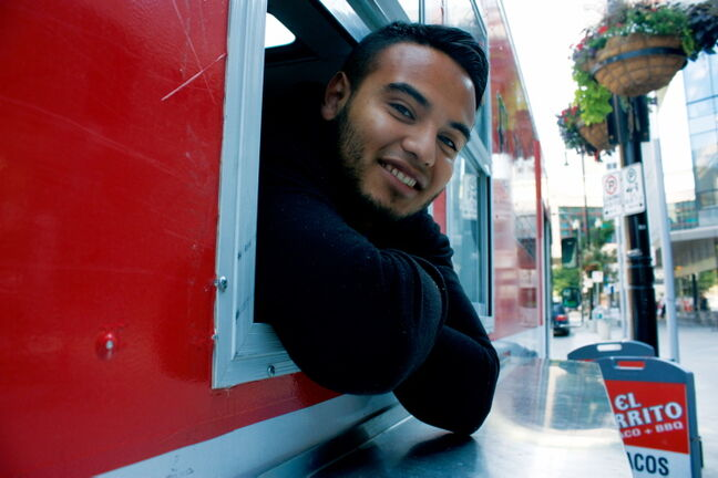 El Torrito Taco Truck founder Jorge Torres is selling the truck as he prepares for a career in prison chaplaincy.