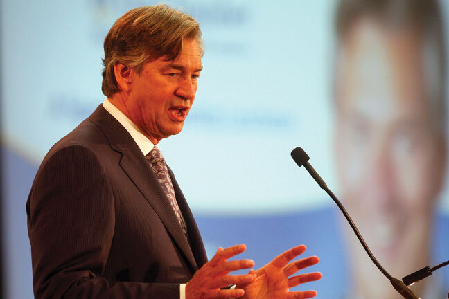 Canadian a mbassador to the United States Gary Doer will be in town for a lunch on Dec. 6.