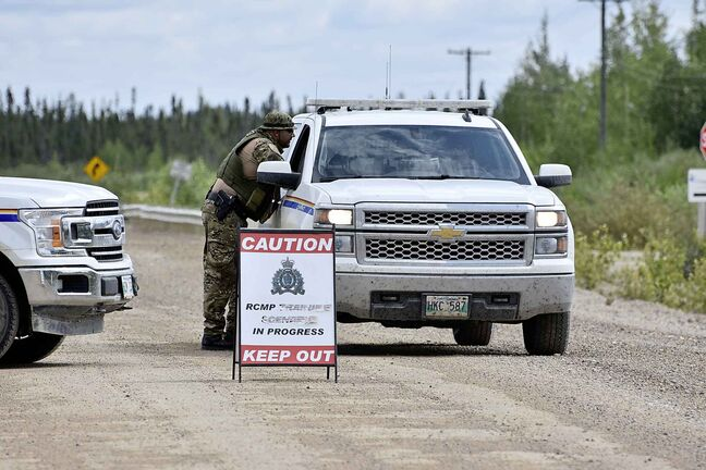 Bryer Schmegelsky and Kam McLeod have been the subject of a cross-country manhunt for two weeks.