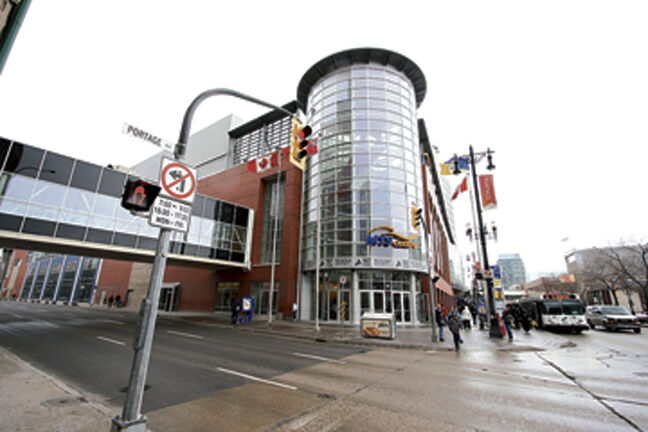 MTS Centre: Home of the Jets. 'Nuff said.