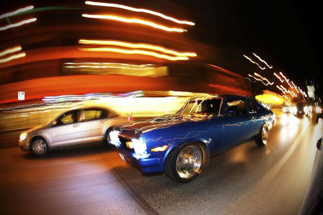 JOHN WOODS / WINNIPEG FREE PRESS FILES</p><p>Winnipeg's cruise nights have prompted noise complaints from area residents.</p>