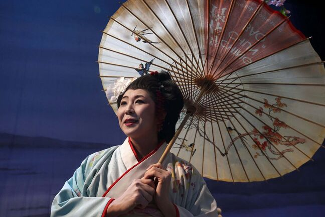 Manitoba Opera tiptoes around cultural sensitivities with its production of Madama Butterfly