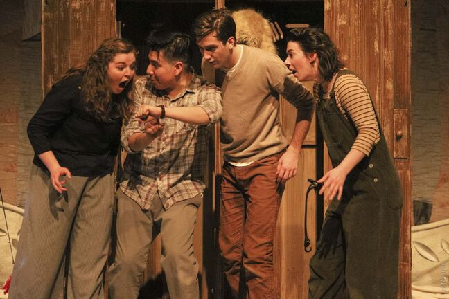 Prairie-themed Narnia casts a spell on audience