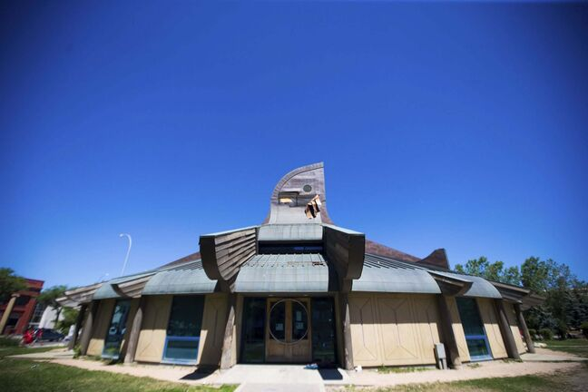 Thunderbird House (Mikaela MacKenzie / Winnipeg Free Press)</p>
