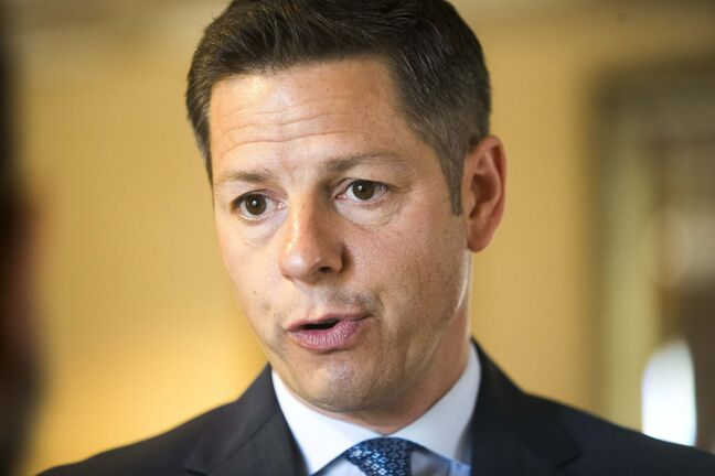 MIKAELA MACKENZIE / WINNIPEG FREE PRESS</p><p>Winnipeg Mayor Brian Bowman.</p>