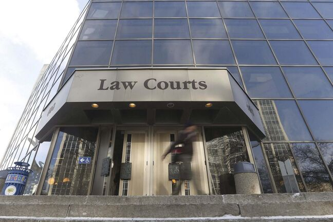JOHN WOODS / THE CANADIAN PRESS FILES</p><p>Winnipeg Police Const. Leslie McRae was acquitted of impaired-driving charges after Provincial court Judge Robin Finlayson ruled the Crown provided insufficient evidence to support a charge of impairment.</p>