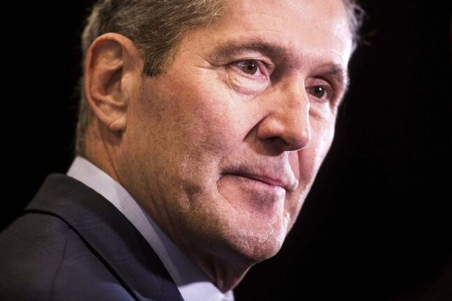 MIKAELA MACKENZIE / WINNIPEG FREE PRESS </p><p>Premier Brian Pallister encouraged the City of Winnipeg to accept the province's offer of help to launch a fiscal performance review of its operations.</p>