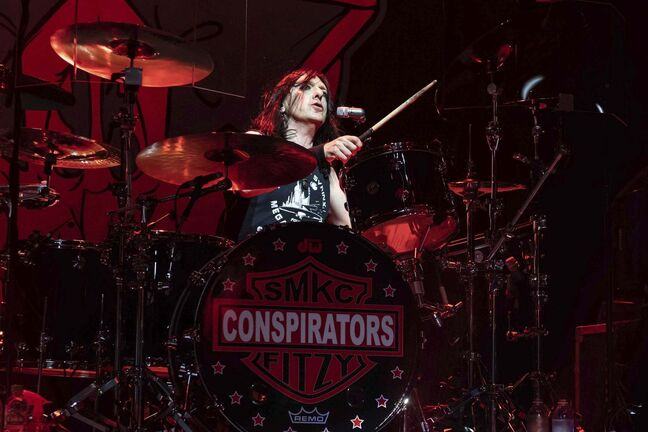 Kevin Nixon photo</p><p>Winnipeg drummer Brent Fitz has played with the likes of Alice Cooper, Vince Neil, Gene Simmons and the Guess Who over the years. He visits his hometown Tuesday as a member of Slash ft. Myles Kennedy and the Conspirators.</p>