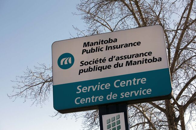 The province's Public Utilities Board has given regulatory approval for Manitoba Public Insurance to rebate $110 million to about 700,000 policyholders in the next several weeks. (Phil Hossack / Free Press files)</p>