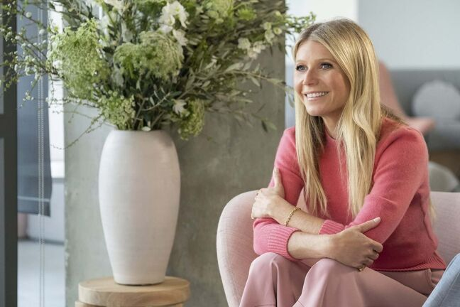 Netflix</p><p>Gwyneth Paltrow positions herself as a wellness guru in The Goop Lab.</p>