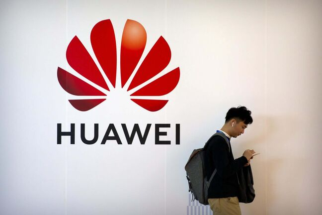 Mark Schiefelbein / The Associated Press Files </p><p>The U.S. has security concerns about Huawei's 5G technology.</p>