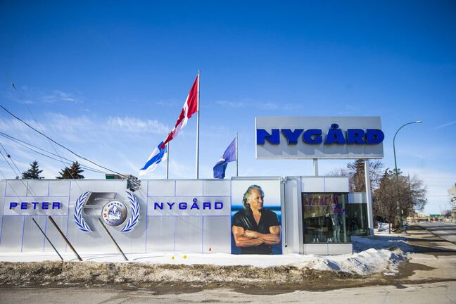 Peter Nygard has announced his intention to divest ownership of the companies he forged for more than 50 years. (Mikaela MacKenzie / Winnipeg Free Press files)