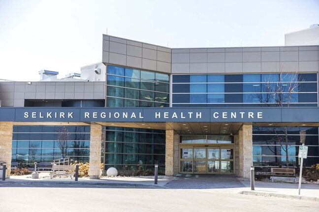 Provincial health officials alerted the public Tuesday that a staff member at the Selkirk hospital has tested positive for COVID-19.