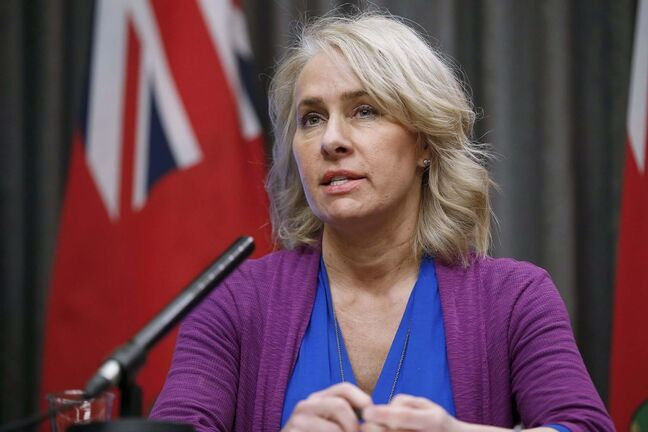 Manitoba Shared Health chief nursing officer Lanette Siragusa said last week her department is looking for solutions to the problem of staff working at several different homes and running the risk of spreading infection from one site to another.