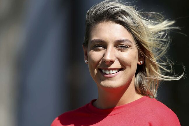 The move to replace Sarah Nick was met with widespread criticism on social media. (Shannon VanRaes / Winnipeg Free Press)