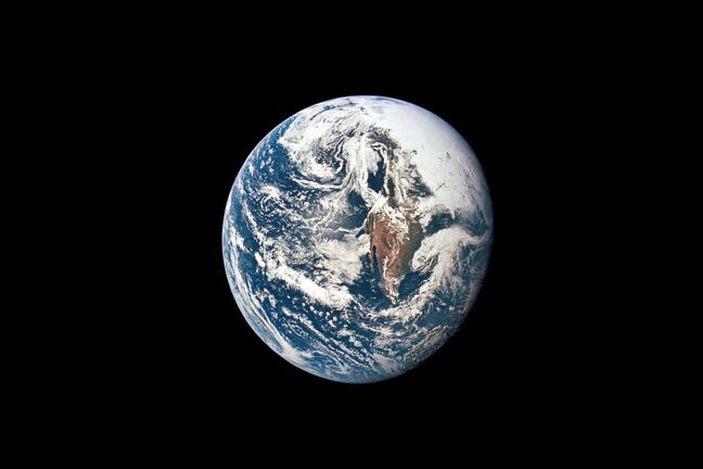 AP PHOTO</p><p>Planet needs 365 days a year of attention.</p></p>