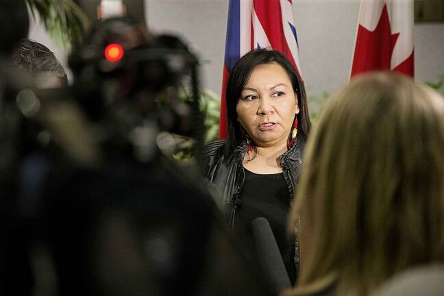 Chief Sheila North: Child poverty isn't just a First Nation issue.