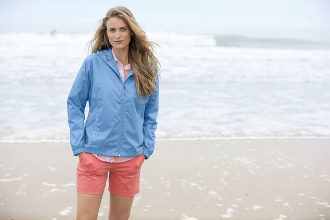 Washed sateen shorts ($49.95, llbean.com). These soft, flattering shorts, which sit a bit lower on the waist, come in eight shades.
