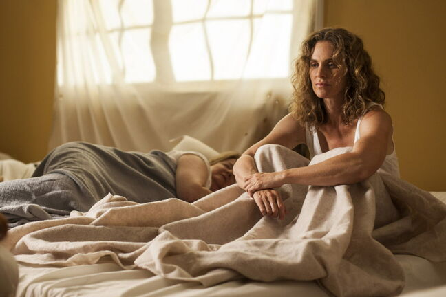 =Amy Brenneman plays a mother who joins a cult in the wake of the Rapture-like disappearance of two per cent of the world's population.