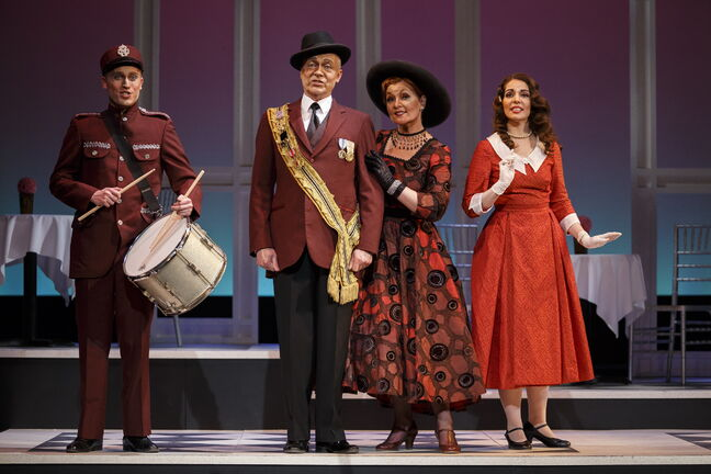 There are plenty of highlights in The Gilbert & Sullivan Society's production of The Gondoliers.