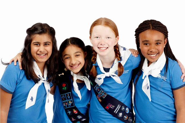 Girl Guides of Manitoba are meeting at Charleswood United Church to discuss world issues and participate in activities in honour of the International Day of the Girl.