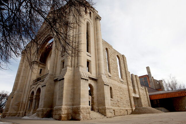 City council has approved a $350,000 Heritage Conservation Grant for the St. Boniface Cathedral. The money will go toward repairs to both the existing building and the cathedral's ruins.
