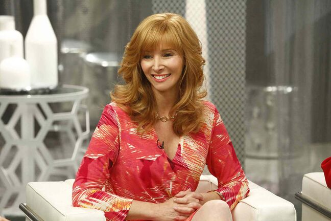 Lisa Kudrow as Valerie Cherish  in The Comeback.